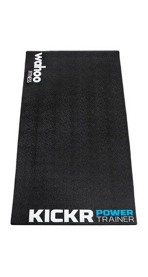 Wahoo KICKR Trainingsmatte schwarz